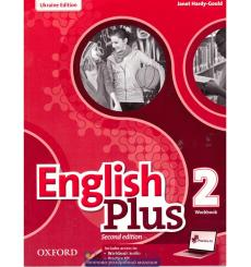 English Plus 2nd Edition 2: Workbook