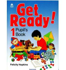 Get Ready! 1: Pupil's Book
