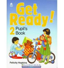 Get Ready! 2: Pupil's Book