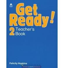 Get Ready! 2 Teacher's Book