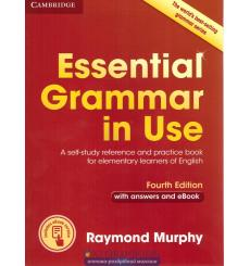 Essential Grammar in Use (Fourth edition) Elementary with Answers and Interactive eBook
