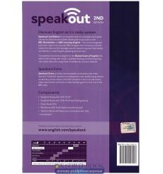Speakout 2nd Edition Upper-Intermediate Student's Book with DVD-ROM