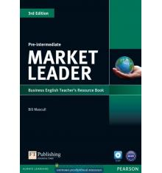 Market Leader 3rd Edition Pre-Intermediate Teacher's Resource Book