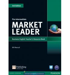 Market Leader 3rd Edition Pre-Intermediate Teacher's Resource Book