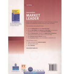 Market Leader 3rd Edition Intermediate Practice File with Audio CD Pack