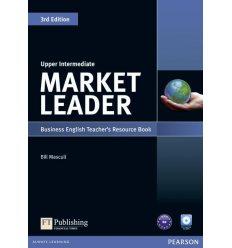 Market Leader 3rd Edition Upper-Intermediate Teacher's Resource Book