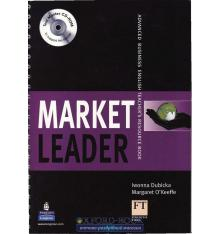 Market Leader 3rd Edition Advanced Teacher's Resource Book