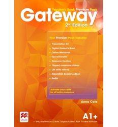 Gateway A1+ Second Edition Teacher's Book Premium Pack