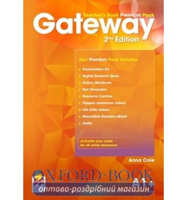 Gateway A1+ Second Edition Teacher's Book Premium Pack