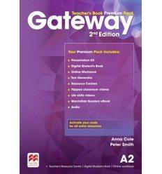 Gateway A2 Second Edition Teacher's Book Premium Pack