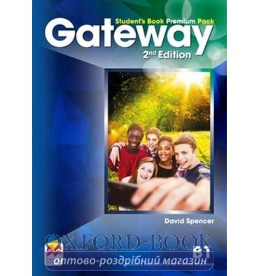 Gateway B1 Second Edition Student's Book Premium Pack