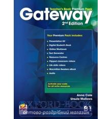 Gateway B1 Second Edition Teacher's Book Premium Pack