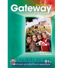 Gateway B1+ Second Edition Student's Book Pack