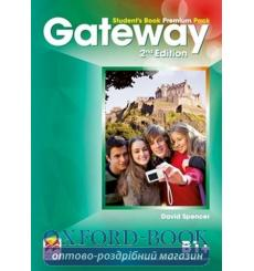Gateway B1+ Second Edition Student's Book Premium Pack