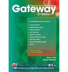 Gateway B1+ Second Edition Teacher's Book Premium Pack