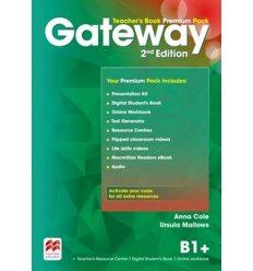 Gateway B1+ Second Edition Teacher's Book Premium Pack