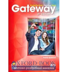 Gateway B2 Second Edition Student's Book Premium Pack