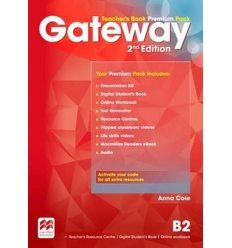Gateway B2 Second Edition Teacher's Book Premium Pack
