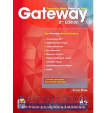 Gateway B2 Second Edition Teacher's Book Premium Pack