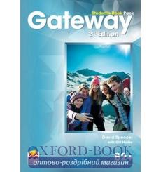 Gateway B2+ Second Edition Student's Book Pack