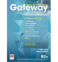 Gateway B2+ Second Edition Teacher's Book Premium Pack