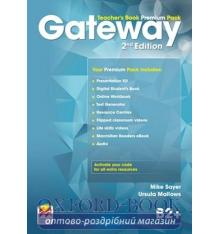 Gateway B2+ Second Edition Teacher's Book Premium Pack