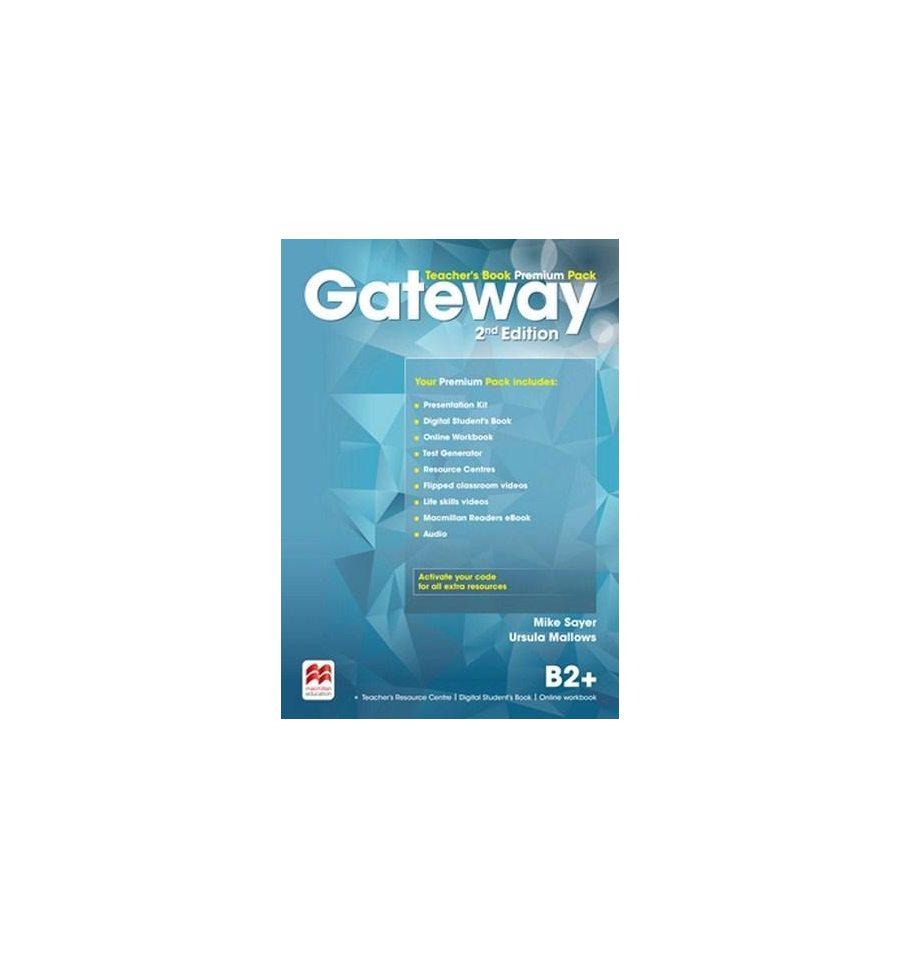Купить Gateway B2+ Second Edition Teacher\'s Book Premium Pack