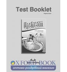 Upstream B2+ Upper Intermediate 3rd Edition Test Booklet