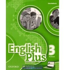 English Plus 2nd Edition 3 Workbook
