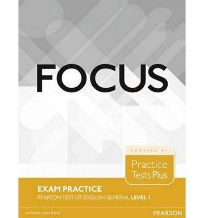 Focus 1 Exam Practice А2 А2+