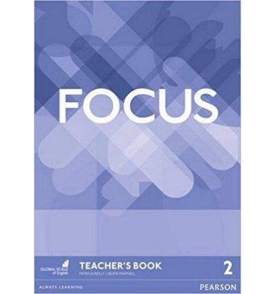 Focus 2 Teacher's Book with DVD