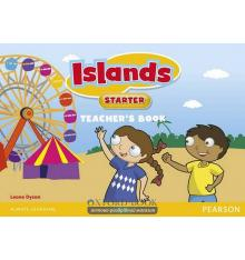 Islands Starter Teacher's Book with pincode