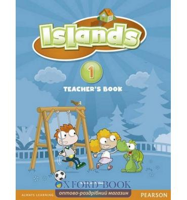 Islands 1 Teacher's Book with Tests