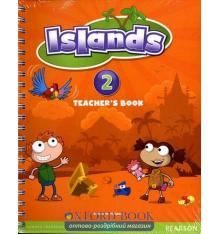 Islands 2 Teacher's Book with Tests