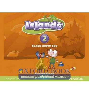 Islands 2 Class Audio Cds