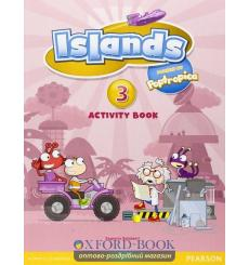 Islands 3 Activity Book with pincode