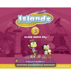 Islands 3 Class Audio Cds