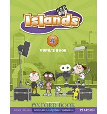 Islands 4 Pupil's Book with pincode