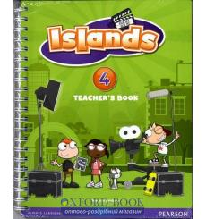 Islands 4 Teacher's Book with Tests