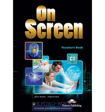 On screen C1 Teacher's Book