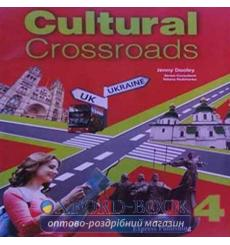 Cultural Crossroads 4 Class Audio CDs
