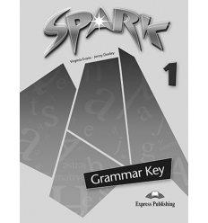Spark 1 Grammar Key