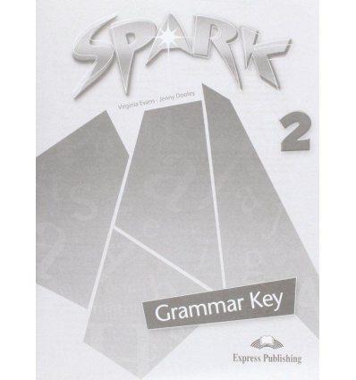 Spark 2 Grammar Key