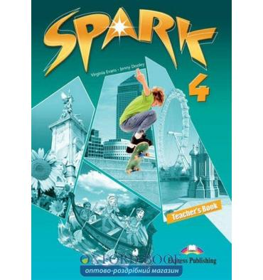 Spark 4 Teacher's Book