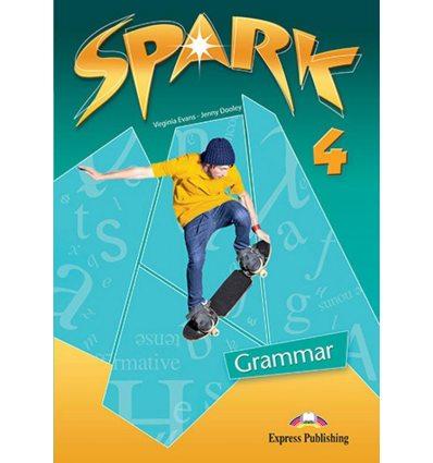 Spark 4 Grammar Book