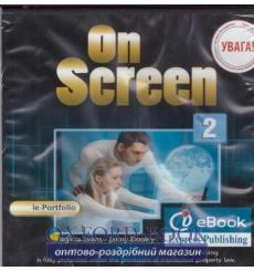 On screen 2 ieBook