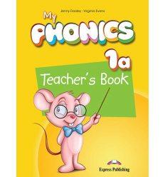 My Phonics 1a Teacher's Book