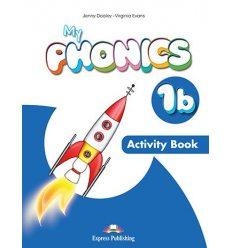 My PHONICS 1b Activity Book
