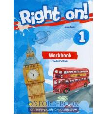 Right On! 1 Workbook (with Digibook App)