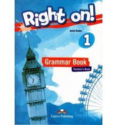 Right On! 1 Grammar Book Teacher's